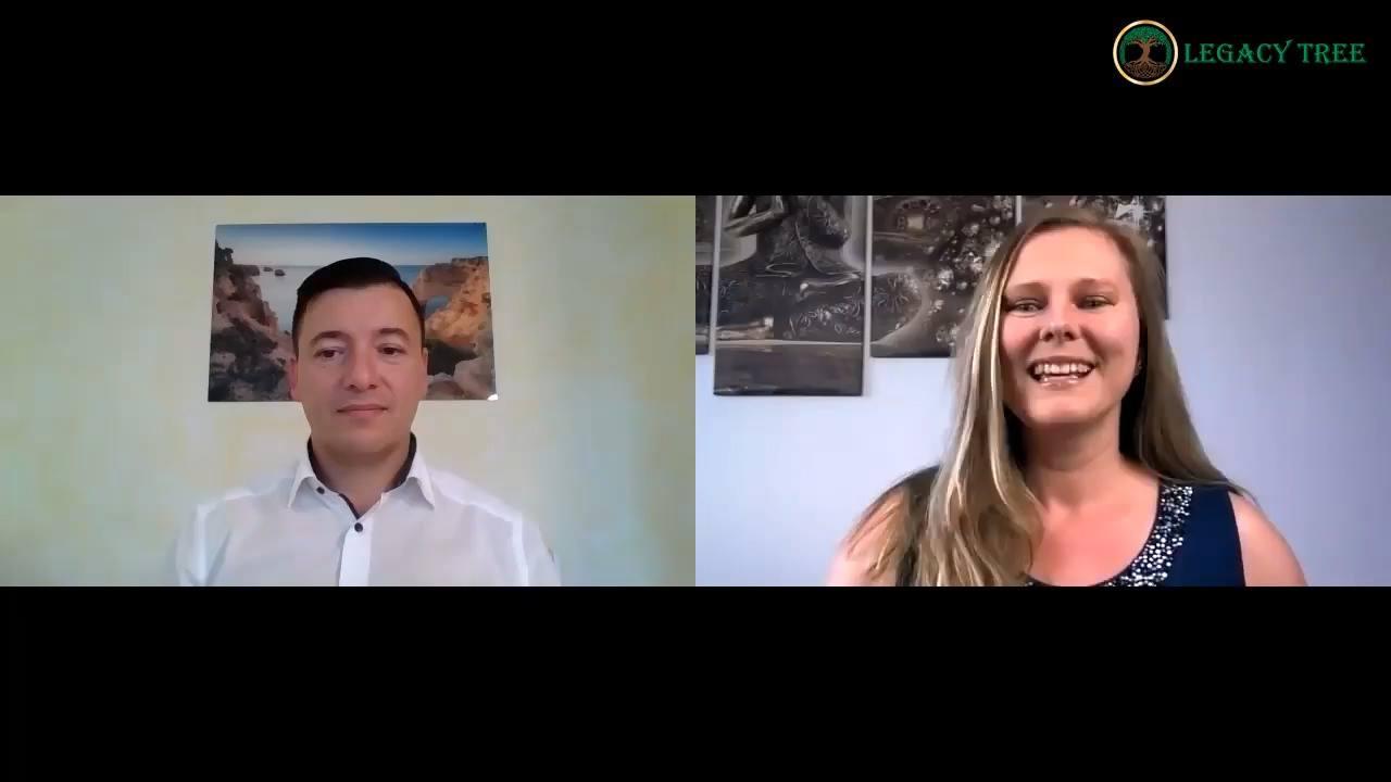 interview Rostislav Rautstein sponsor Legacy Trees