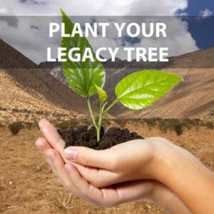 Plant Your Legacy Tree